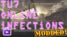 MW2: Modern Warfare 2 Mods – TU7 Online Infections Thanks to MANT for the video!!! Thanks to SKETCH for staring in the video Want to watch more MW2 mod videos?...