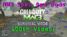 It's my 100th YouTube video!!! MW3: Modern Warfare 3 Spec OPS XP Multiplier Mods Want to watch more MW3 mod videos? CLiCK HERE!!! Call of Duty