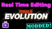 Trials Evolution Mods – Real Time Editing