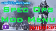 MW2: Modern Warfare 2 Spec Ops Mod Menu Want to watch more MW2 mod videos? CLiCK HERE!!! Call of Duty