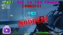 MW2: Modern Warfare 2 Zombies – Get to the Choppa! Want to watch more MW2 mod videos? CLiCK HERE!!! Call of Duty