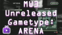 MW3: Modern Warfare 3 Unreleased Multiplayer Gametype – ARENA Want to watch more MW3 mod videos? CLiCK HERE!!! Call of Duty
