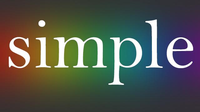 simple-web