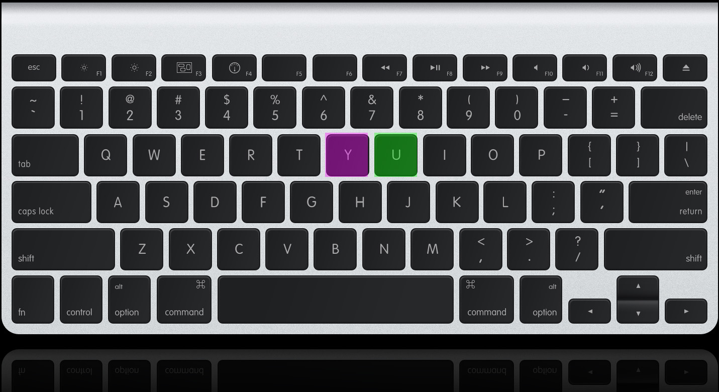 keyboard-color