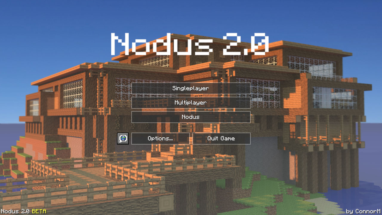Как установить NODUS 1.8 - 1.10