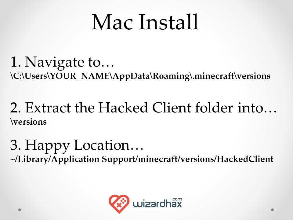 Minecraft Wurst Hacked Client Download - WiZARDHAX com
