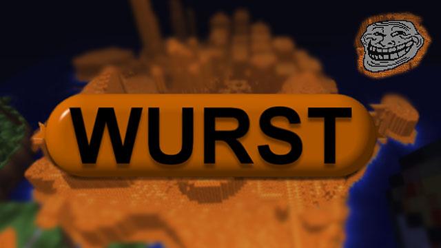 Minecraft 1 8 x Hacked Client - Wurst - WiZARDHAX com