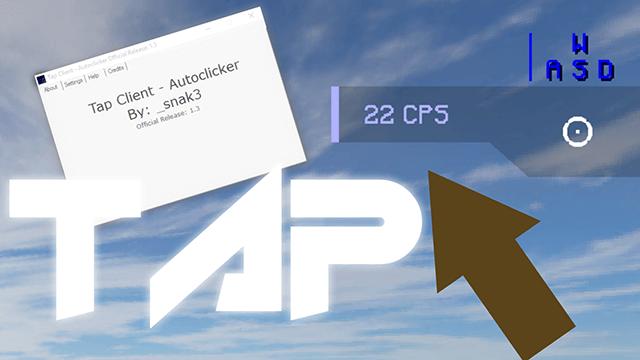 Minecraft Tap AutoClicker + Download - WiZARDHAX com